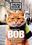 Big Issue Magazine August 2014 A Street Cat Named Bob The Streetcat James Bowen BIG ISSUE