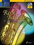 Rock Ballads: Alto Saxophone and Pian...
