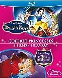 Image de Blanche Neige et les sept nains + La Belle au Bois Dormant [Blu-ray]
