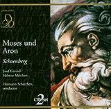 echange, troc  - Schoenberg : Moses und Aron. Scherchen, Greindl