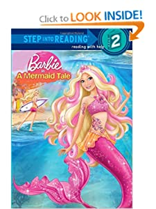 Barbie in a Mermaid Tale (Step into Reading, Step 2) by Christy Webster and Random House