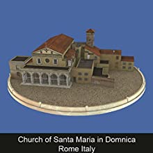 Church of Santa Maria in Domnica Rome Italy (ENG) Audiobook by Caterina Amato Narrated by Karolina Starin