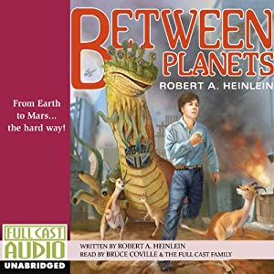 Between Planets Audiobook