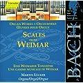 Edition Bachakademie Vol. 91 (Eine Weimarer Tonleiter)