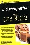 L'Ost�opathie pour les Nuls poche