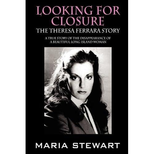 Theresa Ferrara Story: Maria Stewart: 9781432730260: Amazon.com: Books