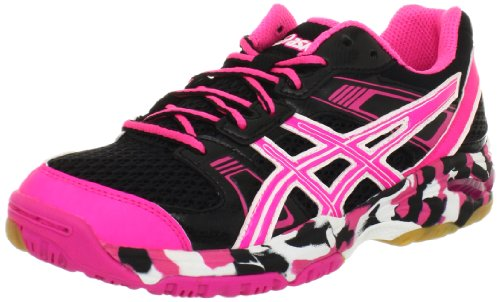 Asics Women'S Gel-1140V Running Shoe,Black/Hot Pink/White,12 M Us