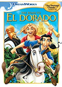 "Cover of ""The Road to El Dorado"""