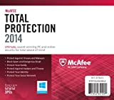 McAfee Total Protection 2014 - 3 User - 1 Year (PC...
