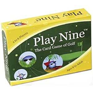 Play Nine - The Card Game of Golf!
