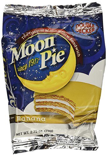 Moon Pie The Original Marshmallow Sandwich Banana, 24.75 Ounce (Out Of This World Moon Pie compare prices)
