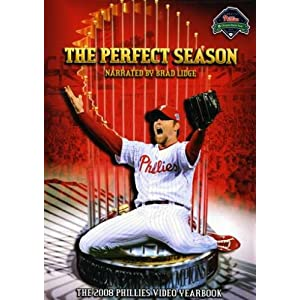Perfect Season: The 2008 Philadelphia Phillies Video Yearbook movie