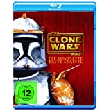"Star Wars: The Clone Wars - Staffel 1 [Blu-ray]von ""Dave Filoni"""