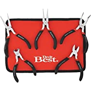 Do it Best 5-Piece Hobby Pliers Set-5PC HOBBY PLIERS SET
