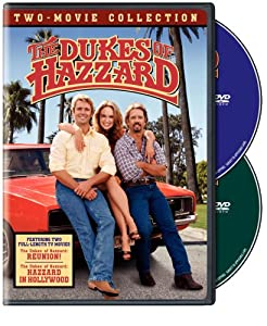 The Dukes of Hazzard Two Movie Collection (Reunion! / Hazzard in Hollywood) by Warner Home Video