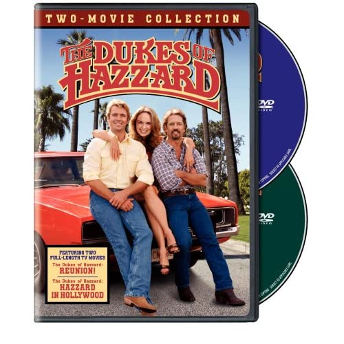 Amazon.com: The Dukes of Hazzard Two Movie Collection