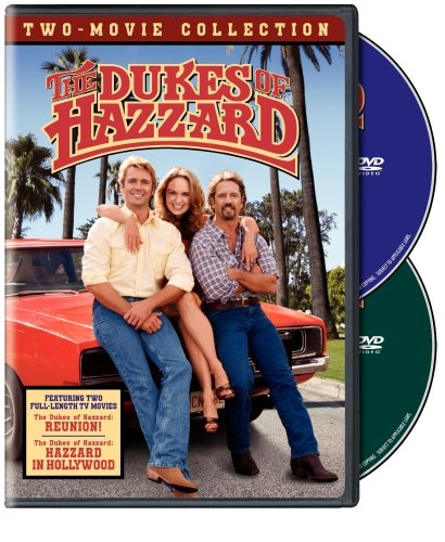 Dukes of Hazzard Two Movie Collection [DVD] [2008]