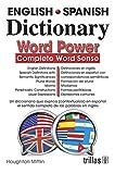 img - for English-Spanish Dictionary / Diccionario Ingles-Espanol: Word Power, Complete Word Sense / El poder de la palabra, el sentido completo de la palabra (Spanish Edition) book / textbook / text book