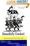 Disorderly Conduct: Excerpts from Actual Cases