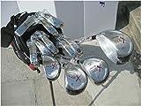 Cougar X33 is メンズ右用17点ゴルフクラブセット