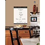 ROOMMATES RMK1774GM Dry Erase Menu Peel and Stick Giant Wall Decal