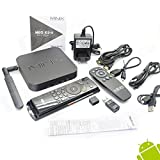 New Minix Neo X8-h+m1 Smart Tv Box Mini Pc & Media Streaming Player Quad Core Android Smart Tv Box 2gb Ddr3-16gb + Free M1 Air Fly Mouse