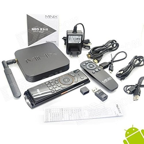 Buy New Minix Neo X8-h+m1 Smart Tv Box Mini Pc & Media Streaming Player Quad Core Android Smart Tv B...