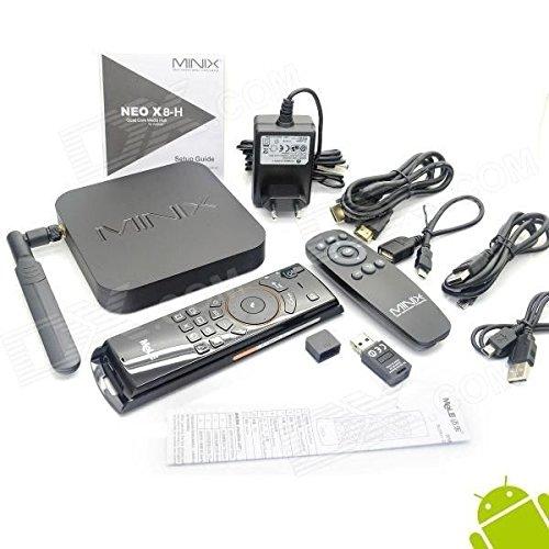 Buy New Minix Neo X8-h+m1 Smart Tv Box Mini Pc & Media Streaming Player Quad Core Android Smart ...