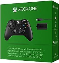 Comprar Microsoft - Pack Mando Wireless + Kit Carga Y Juega - Nueva Edición (Xbox One)