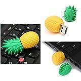 MECO Clé USB 2.0 16G GO GB Ananas Mémoire Flash Disk Drive Storage Cadeau PC