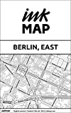 Berlin, East Inkmap - maps for eReaders, sightseeing, museums, going out, hotels (English)