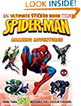 Spider-Man Ultimate Sticker Book Amaz...