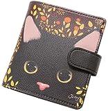 JETOY Choo-Choo 二つ折り財布 <ブラック>