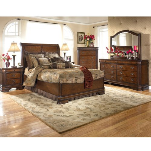 Hamlyn Platform Bedroom Set by Ashley Furniture