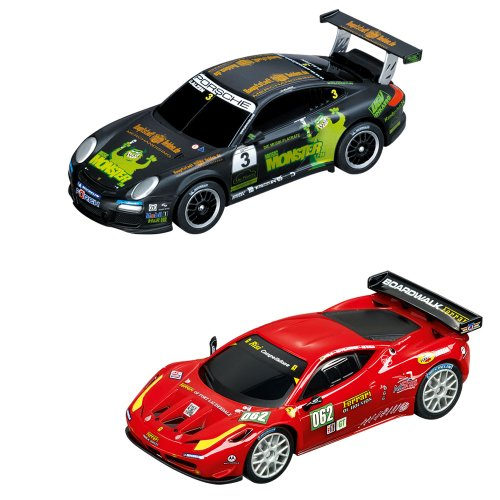 62 Risi Competizione Ferrari 430 Gt: Carrera GT Fever Race Set Toys Games Toys Play Vehicles