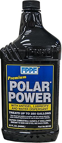 (1) FPPF Polar Power Diesel Treatment #90106 (Fppf Fuel Treatment compare prices)