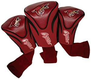 NHL Phoenix Coyotes 3 Pack Contour Headcovers by Team Golf
