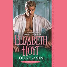 Duke of Sin Audiobook by Elizabeth Hoyt Narrated by Ashford McNab