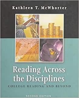 Writing and Reading across Disciplines: What WRAD Means