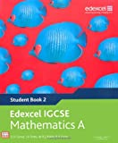 Edexcel International GCSE Mathematics A Student Book 2 with ActiveBook CD