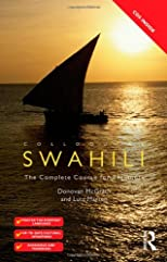 Colloquial Swahili: The Complete Course for Beginners (Colloquial Series)