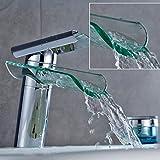 Auralum 洗面台用水栓 蛇口 混合栓 シングルレバー 立水栓 個性あふれるデザイン 手洗いボウル用 水道 トイレ用