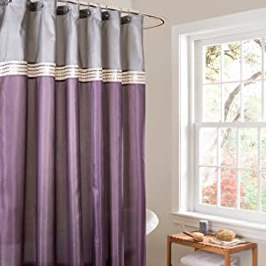 Living Room Curtains Bed Bath And Beyond Silver Shower Curtain