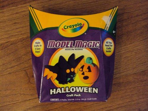Crayola Model Magic Craft Pack - Halloween Witch/spider