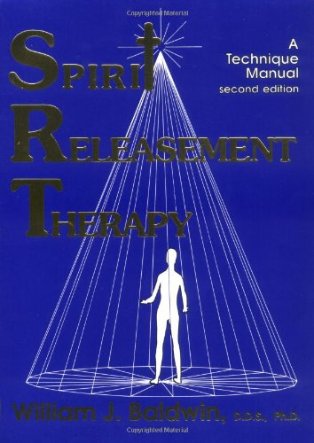 Spirit Releasement Therapy A Technique Manual093003175X : image