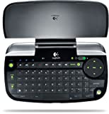 LOGICOOL ディノボ ミニ ワイヤレスキーボード Bluetooth採用 英語キー配列 DN-500