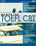img - for Master the TOEFL CBT 2004 - Test of English As a Foreign Language Strategies and Techniques [Includes 2 CDs] book / textbook / text book