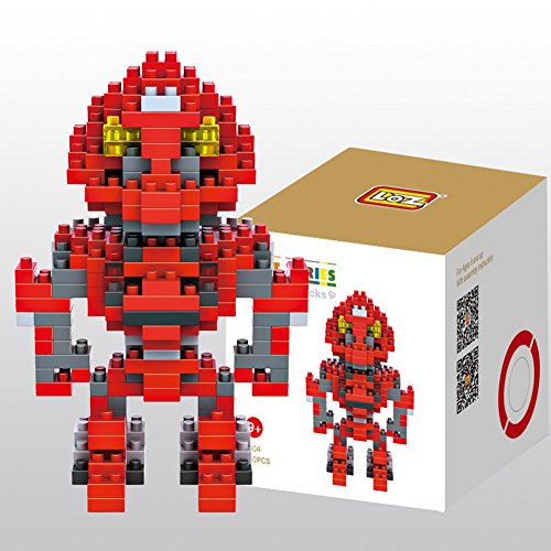 New LOZ Diamond Block Transformers Stinger Parent-child Games Building Blocks Children's Educational Toys