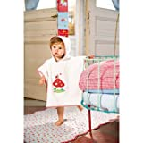 Baby Charms Poncho Handtuch Bug, 55x 46cm, Modell #...