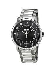 Hugo Boss Black Dial Mens Watch HB1512200